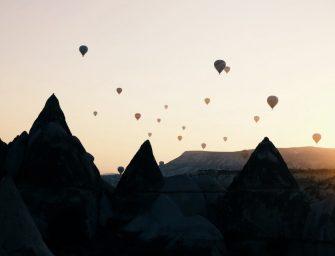 Mes espoirs, mes montgolfières…