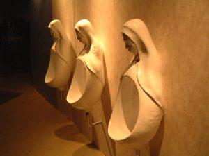 bonne soeur toilette